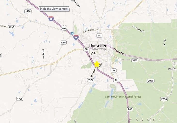LAND FOR SALE Lake Road Huntsville TX 77340