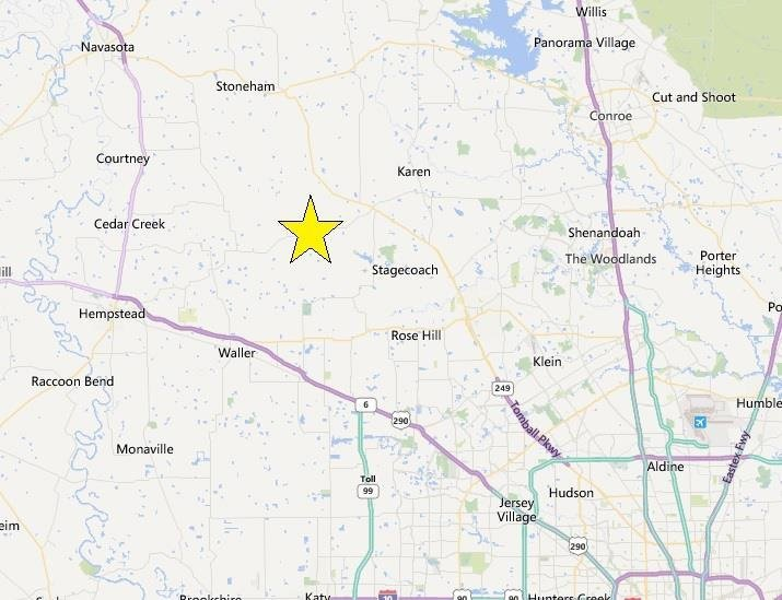 LAND FOR SALE FM1488 Magnolia TX 77355 - Texas Commercial Real ... Plantersville Tx on grimes county, crystal beach, todd mission, roans prairie, texas, new caney, shiro, texas,